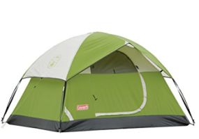 Coleman Sundome 2-person backpacking tent