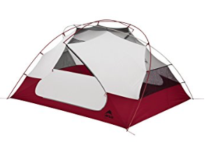 MSR Elixir 3-person tent for backpacking